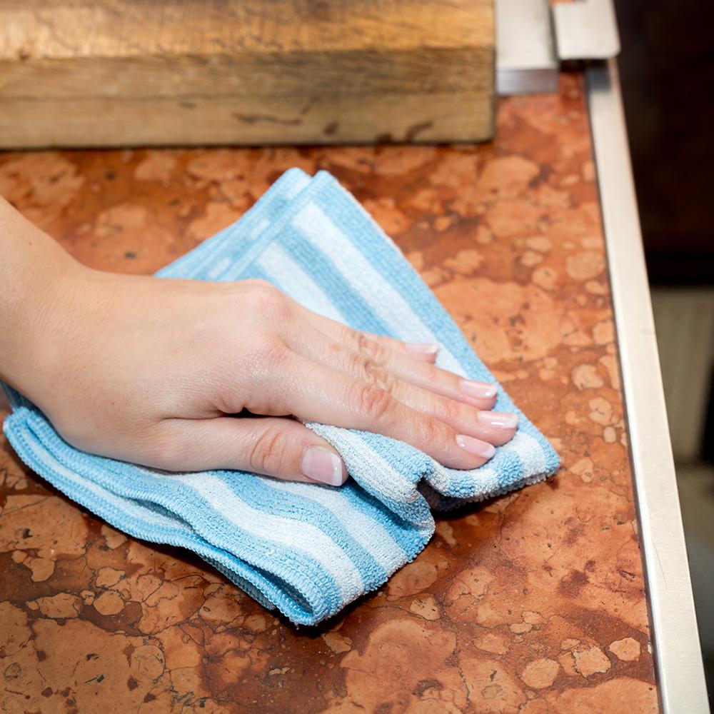 extra reinigungstuch das blaue wunder. Black Bedroom Furniture Sets. Home Design Ideas