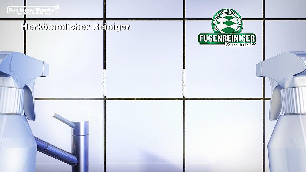 fugenreiniger spr h gel das blaue wunder. Black Bedroom Furniture Sets. Home Design Ideas