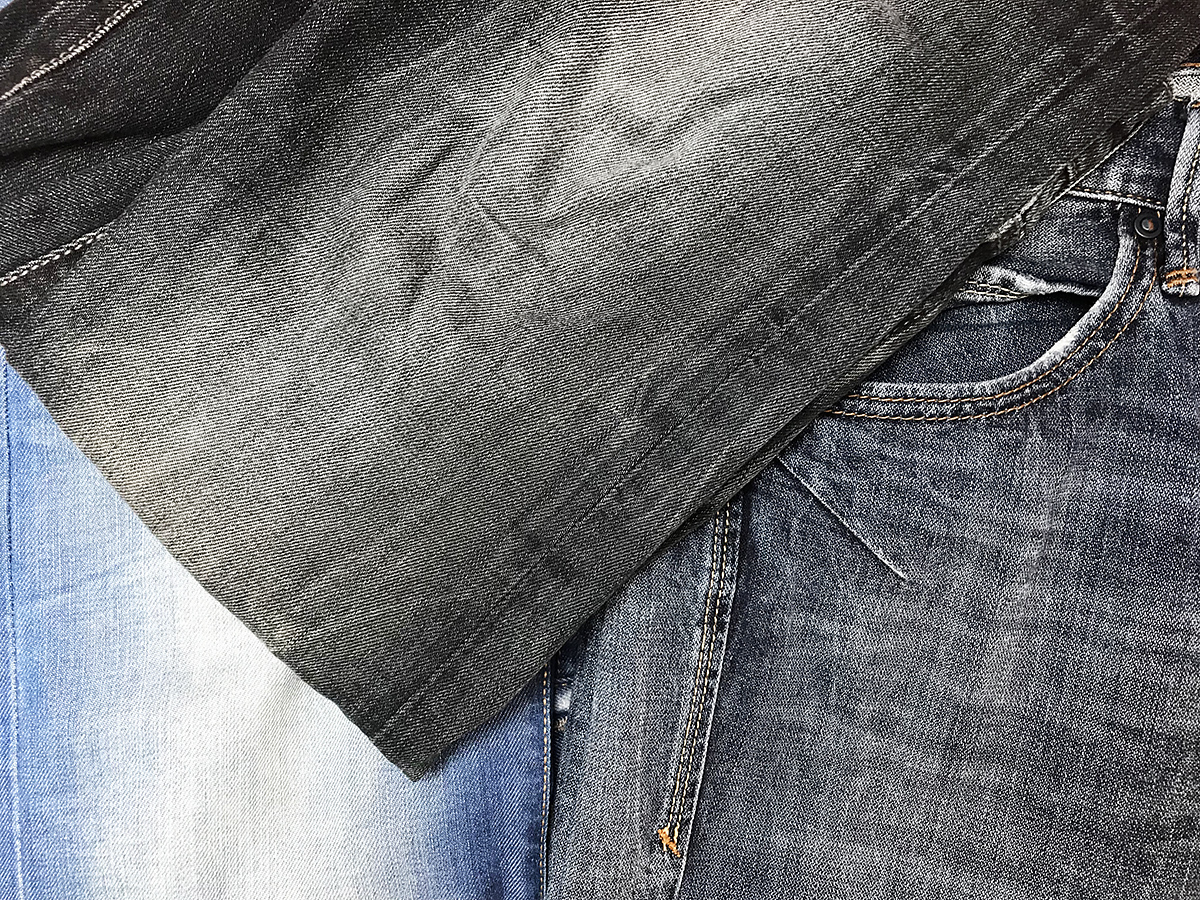 Jeans richtig pflegen das blaue wunder